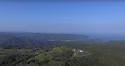 長雲の山頂の売地