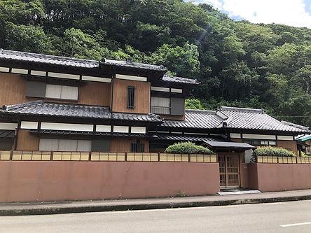 春日町の日本家屋