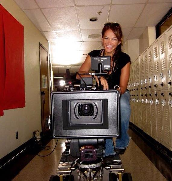 Cinematographer & Filmmaker Inda Reid.jp