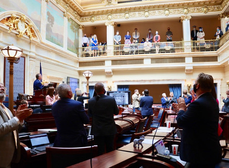 Special Session June 23, 2020