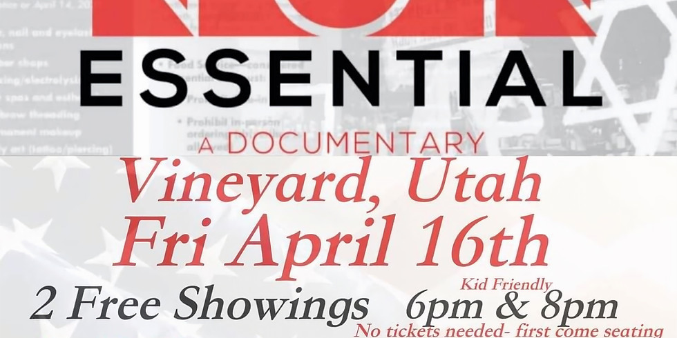 Nonessential Screening and Meet and Greet