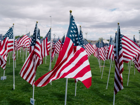 Memorial Day and COVID-19 Update May 25, 2020