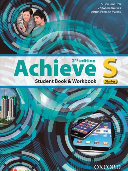 Achieve - Student Book & Workbook - Starter