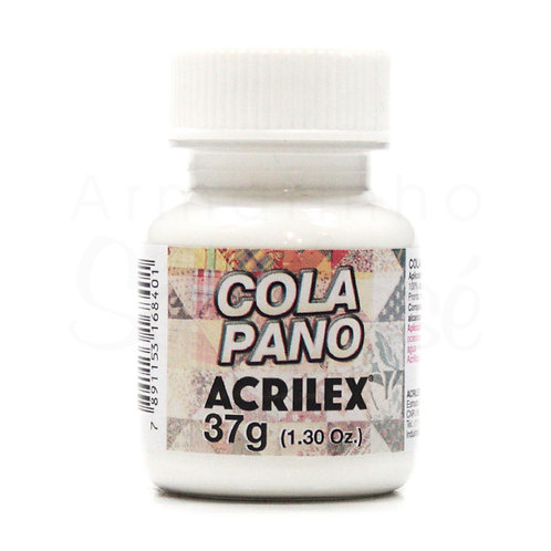 1 - Cola Pano Acrilex 37g