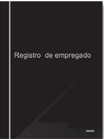 Livro Registo de Empregados