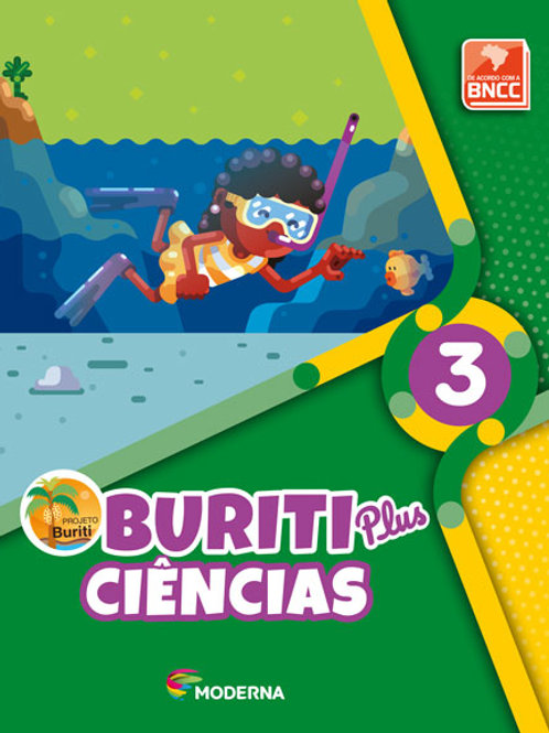 Projeto Buriti Plus Ciências 3ª ano