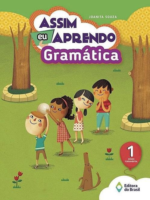 Assim eu Aprendo Gramática - 1º ano