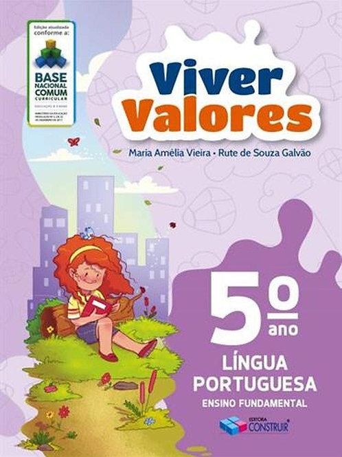 Viver Valores - Língua Portuguesa - 5º ano