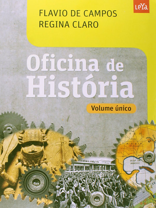 Box oficina de História Volume único