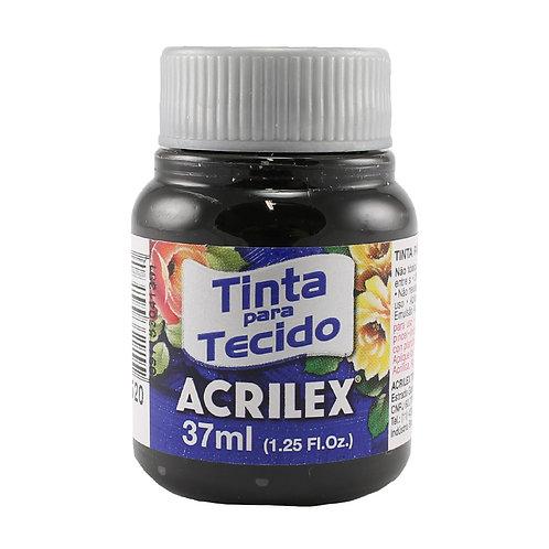 22 - Acrilex - Preto
