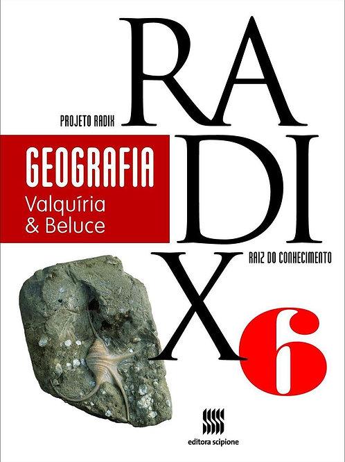 Radix - Geografia - 6º ano