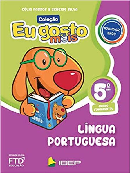 Eu Gosto Mais - Língua Portuguesa - 5º ano