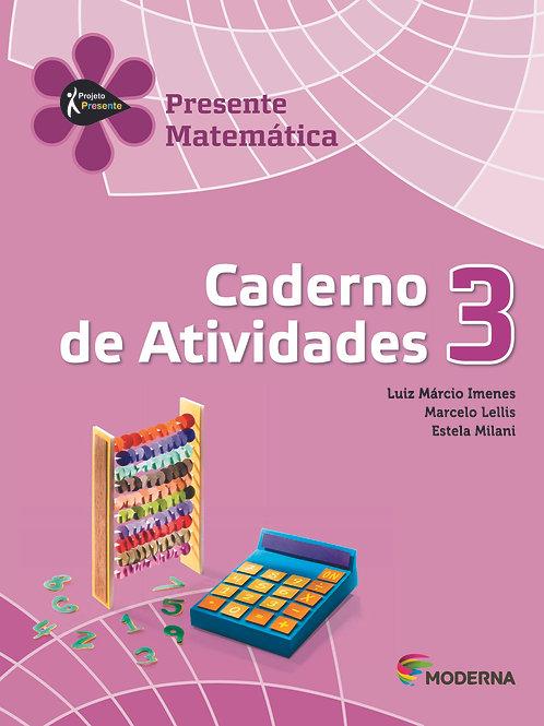Projeto presente matemática atividades 3ª ano