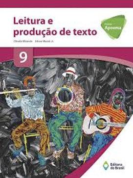 Projeto apoema Leitura e produção de texto 9º ano