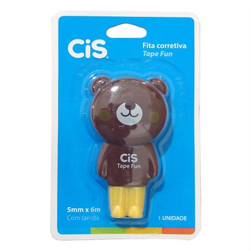 3 - Corretivo Cis Urso Tape Fun (Fita)