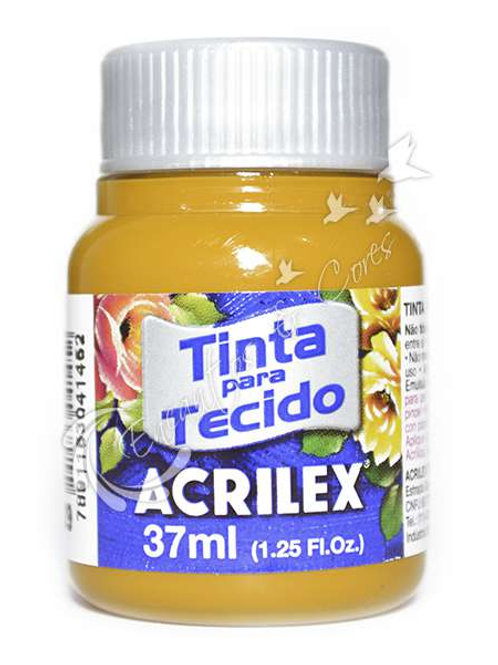 Acrilex - Amarelo Siena