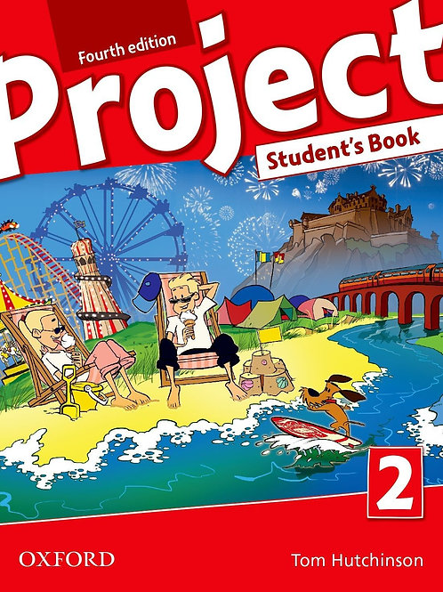 Project - Student's Book - 2
