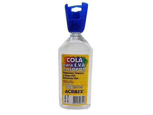 Cola para E.V.A e Isopor Acrilex 90g