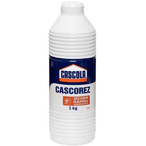 13 - Cola Branca Cascola 1Kg
