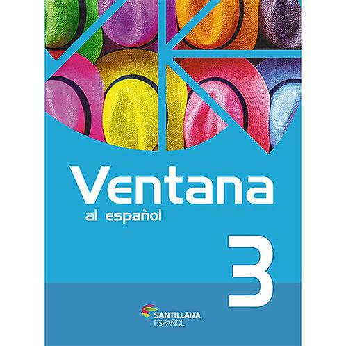 Espanhol Ventana al español 3