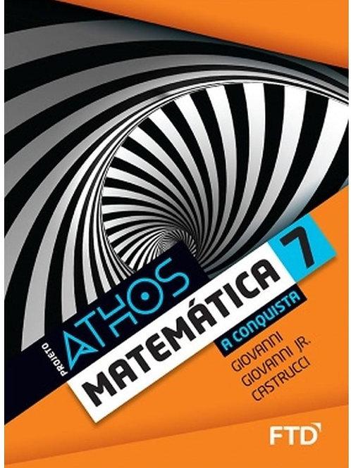 Projeto Athos - Matemática - 7º ano