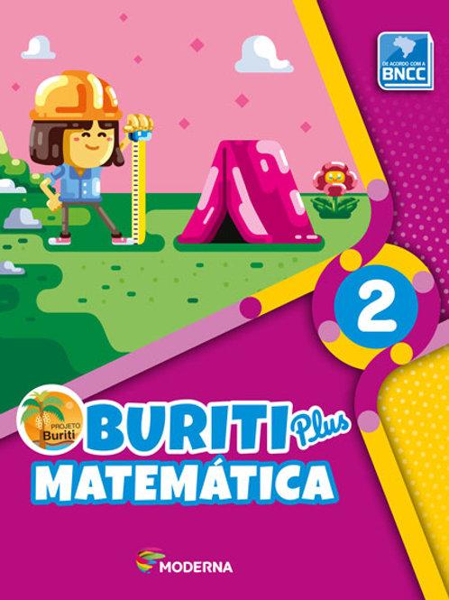 Buriti Plus - Matemática - 2ºano