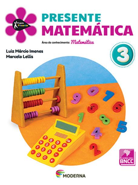 Projeto presente matemática 3ª ano