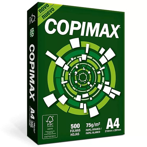 Resma A4 - COPIMAX