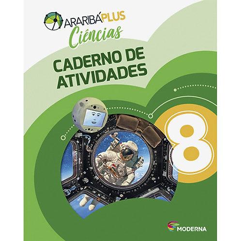 Ciências Araribá Plus Caderno de atividades