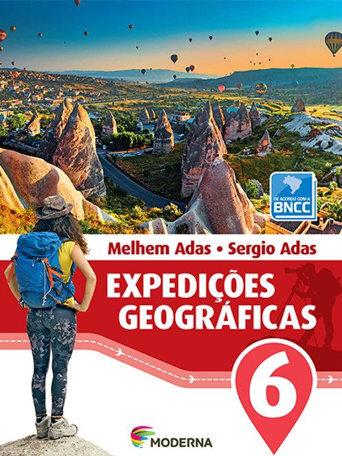 Expedições geográficas - 6º ano
