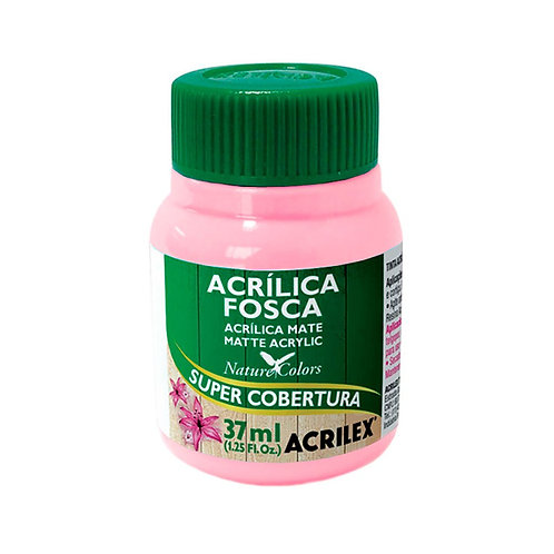 Acrilex - Rosa Fosco