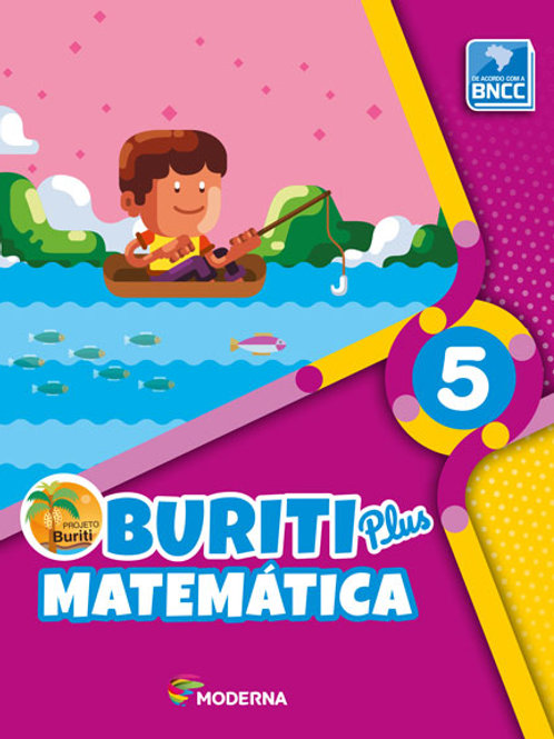 Buriti Plus - Matemática - 5ºano