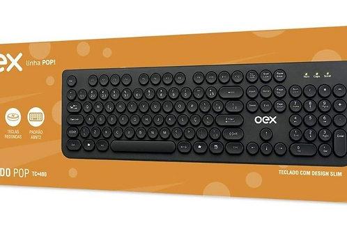Teclado OEX linha Pop
