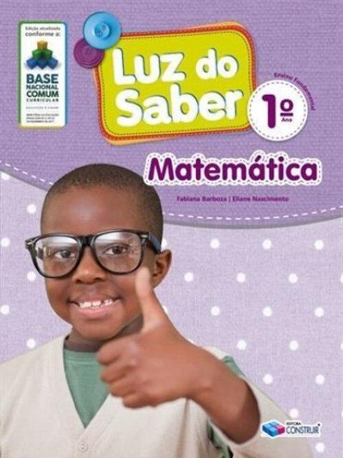 Luz do Saber - Matemática - 1º ano