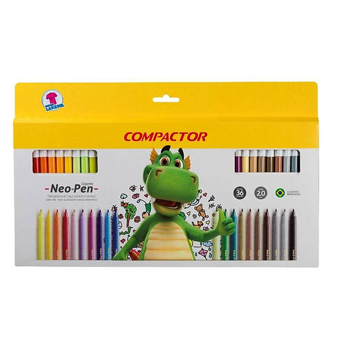 4 - Compactor - 36 cores Neon