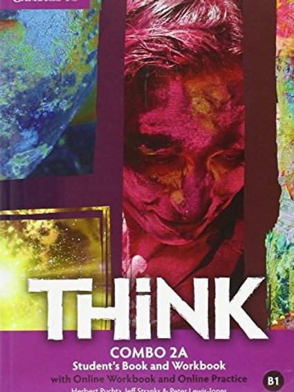 Think - Student's Book and Workbook - 2A - B1