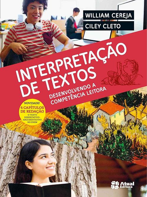 Interpretação de Textos - Desenvolvimento a competência leitora