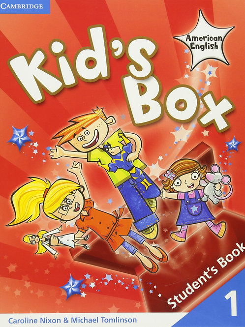 Kids's Box - Student's Book - 1