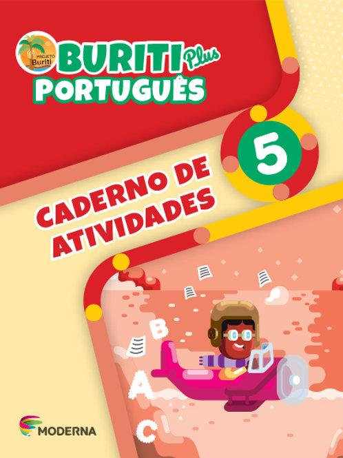 Buriti Plus - Português - 5º ano - Caderno de Atividades