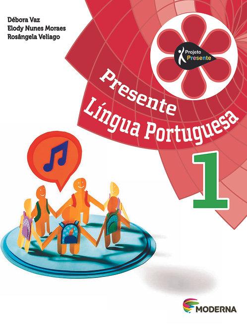 Livro Projeto presente Português 1ª ano