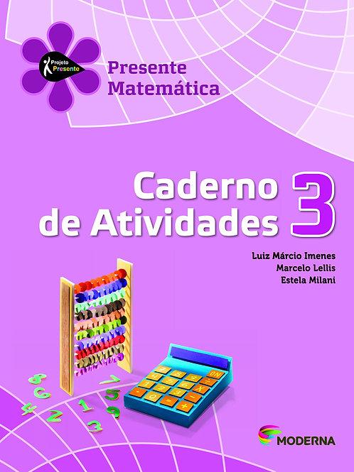 Matemática Projeto presente 3