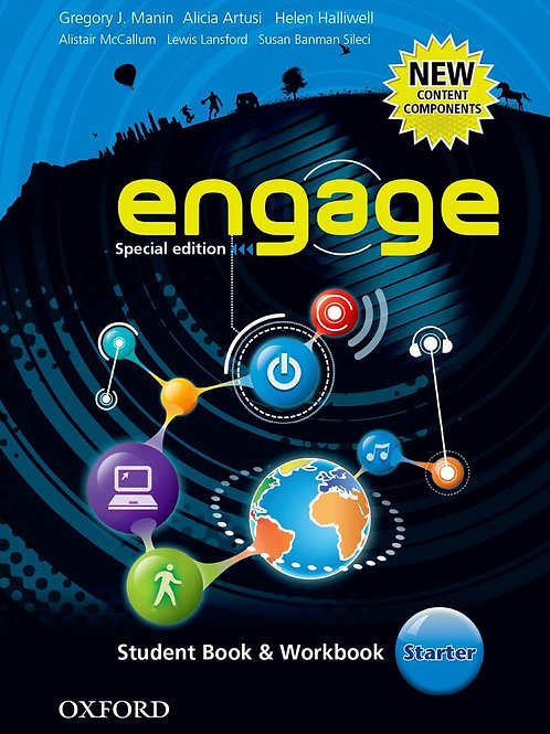 Engage - Student Book & Workbook - Starter