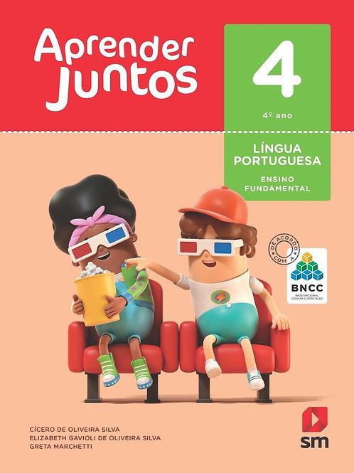Aprender Juntos - Língua Portuguesa - 4º Ano