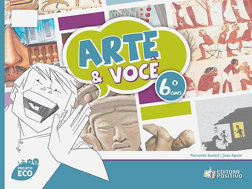 Arte & Você - 6º ano