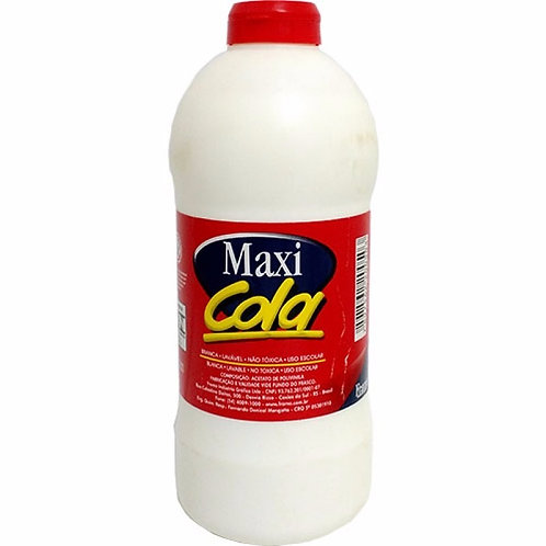 8 - Cola Branca Maxi 1Kg