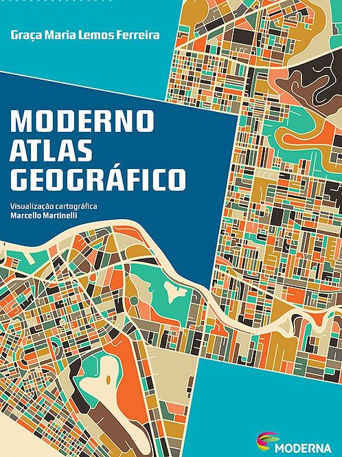 Moderno Atlas Geográfico