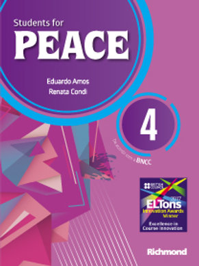 Students for peace volume 4