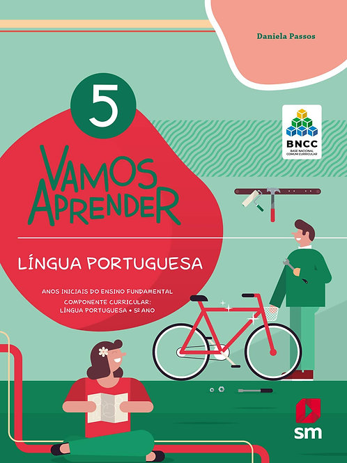 Vamos Aprender - Língua Portuguesa - 5º ano