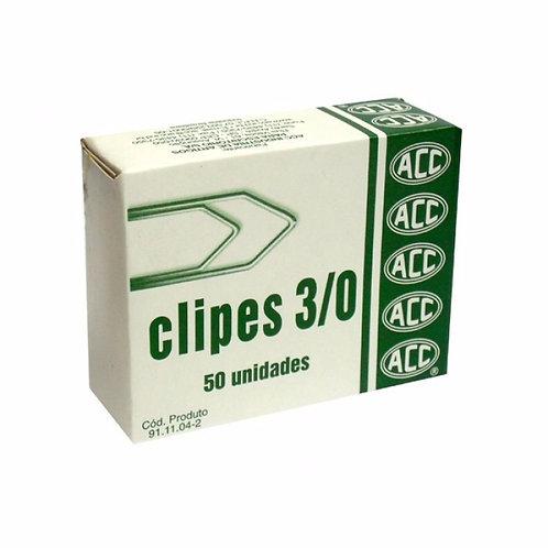 Clipes 3/0 ACC