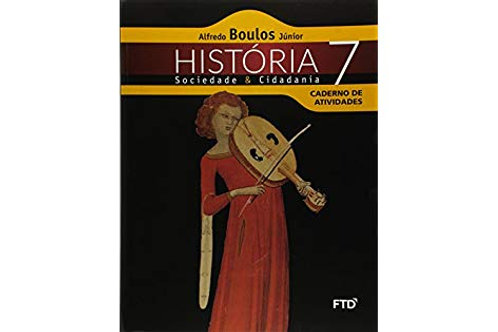 História Caderno de atividades